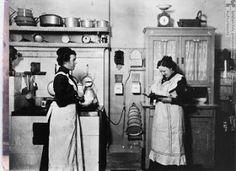 cocina años 20