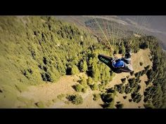 Paragliding Byte - Follow Me! - YouTube