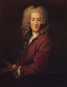 Nicolas Lancret, (Self Portrait, 1720),      (22 January 1690 – 14 September 1743), French painter -  http://en.wikipedia.org/wiki/Nicolas_Lancret