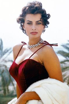 Sophia Loren and others reign in iconic Italian fashion. See more here: