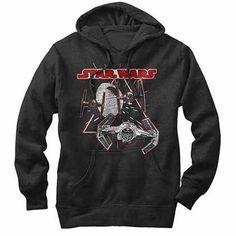 Star Wars Large Force Black T-Shirt