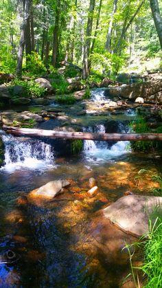 Horton Creek hike Payson, AZ ☆ By Amanda Arkell
