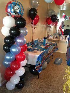 Thomas the Train Birthday Party Ideas | Photo 6 of 16 More