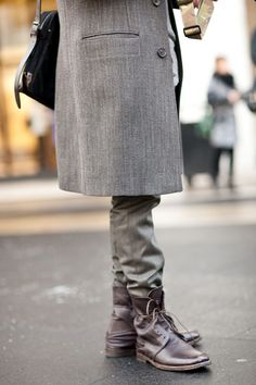 Street Style: New York Fashion Week, Fall 2013, Weekend Wrap-Up: The Daily Details: Blog : Details