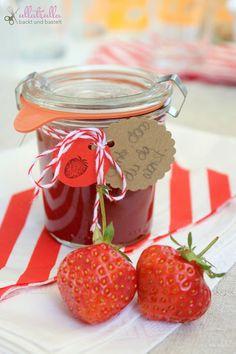 ullatrulla backt und bastelt: Erdbeermarmelade | Rezept von meiner Großmutter