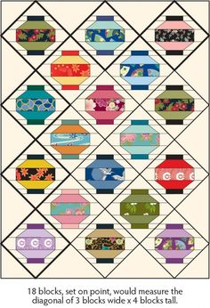 A quilters magic number 1414 How to calculate the diagonals of a block so you can calculate the size of a block when set on point Japanese Quilt Patterns, Quilt Block Patterns, Quilt Blocks, Quilting Tips, Quilting Tutorials, Quilting Designs, Quilt Design, Zentangle, Asian Quilts
