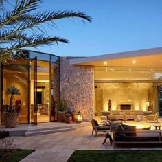 Luxury Homes – Luxury Dale Luxury Apartments, Luxury Homes, Modern Villa Design, House Goals, Exterior Design, Future House, Beautiful Homes, Outdoor Living, Architecture Design