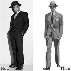 1940 mens fashion