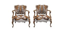 Sam Edkins - The Anatomically Correct Chair, Bespoke. See more here: http://samedkins.co.uk/index.html