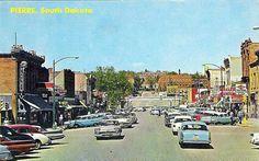Vintage Postcard Pierre South Dakota - $35.00 :