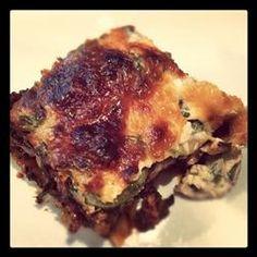 Light and Delicious Lasagna Allrecipes.com