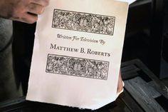Outlander: Sam Heughan, Caitriona Balfe, Matthew B. Roberts on A. Malcolm
