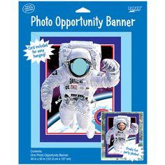 Fun photo astronaute - Annikids