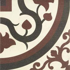 Cenefa Victorian Decó 20x20