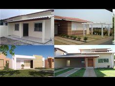 25 casas simples de baixo custo para quem quer construir sem ter que gastar uma fortuna e são casas que cabe em terreno de 100-a 300 mts e casas com valor de...