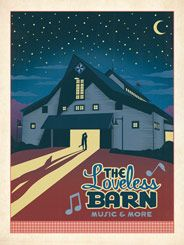 Located on the grounds of the famous Loveless Cafe, the Loveless Barn is one of Music City's premiere event venues. The Loveless Barn hosts all kinds of events from wedding receptions to concerts, banquets and fund-raisers. Located within sniffing distance of the BBQ smoke house of the world-famous historic Loveless Cafe, the relatively new barn feels (...
