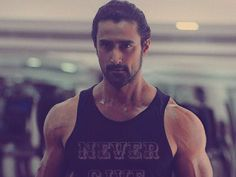 Kunal Kapoor will next be seen in trilingual movie 'Veeram' and the actor took… Kunal Kapoor, Bollywood Actors, Teaser, Avatar, Hot Guys, Bubble, Tank Man, Sexy, Fitness