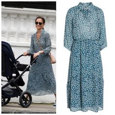 Pippa Middleton Dress, Middleton Family, Celeb Style, My Style, Classic Dresses, Frocks, Royals, Vip, Celebs