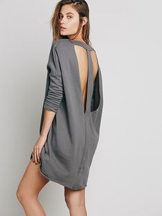 Free People Lake Date Pullover Dress, C$107.38