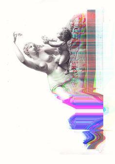 Glitch Art - (T. Kennedy).