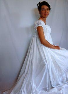 Love the fullness of this dress.