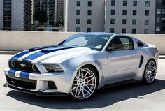 """Ford Mustang 2013, """"Need for Speed"""""""