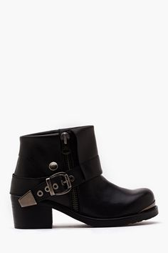 Riley Ankle Boot