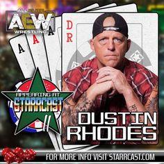 Dustin Rhodes (@dustinrhodes) | Twitter Dustin Rhodes, States Of Consciousness, Super Star, Espn, Say Hello, Legends, Wrestling, Author, The Incredibles