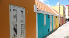 Pietermaai District - Curacao