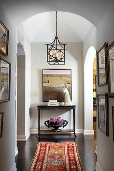Betsy Burnham Design Beverly Hills modern Tudor 11