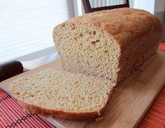 Homemade Honey Wheat Sandwich Bread