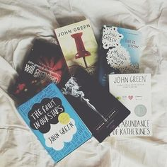 I've read them all! I can't wait to see some of John's other books on the big screen.