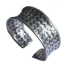 @@Thaim'art@@Isabelle - Romantic at Heart HANDMADE WOVEN BRACELET THAI DESIGN 925STERLING SILVER. Thaimart Bracelet. $98.99. Gnuine Silver. Handicraft From Thailand. Silver 92.5%. Bracelet Thai Desing. 925 Sterling Silver