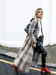 The Best Fashion Instagrams This Week: Ankle Boots Are Go via @WhoWhatWearUK