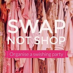 Swap not shop! Find out how to host your very own 'swish' party in our @trustedclothes post, #sustainablefashion #fairtadefashion #fashionblog #slowfashion #fashionblogger #whomademyclothes #ecofashionista #loveclothes #lovefashion #fashionista #fairtradefashionista #whatimwearing #ethicalfashion #stylewithheart #fashionrevolution #ecochic #socent #trustedclothes #tc #ethicalfashionblogger #ethicalfashionforum #fashionblogger #slowfashionblogger #instafashionblogger