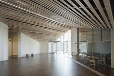 Towada City Plaza | kengo kuma and associates