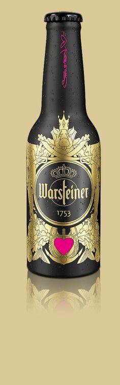 PAGE Online - Kunstvolles Warsteiner Bier