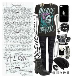 """""""Ptv [tag]"""" by hiddenshadowxd ❤ liked on Polyvore"""
