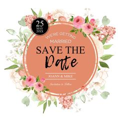 save the date Save The Date Templates, Wedding Templates, Wedding Invitation Templates, Wedding Invitations, Create Invitations, Save The Date Invitations, Elegant Invitations, Wedding Save The Dates, Wedding Announcements