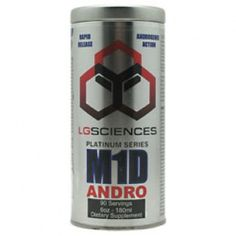 LG Sciences M1D Andro (6oz)