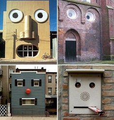 Faces where you live.