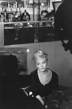 Marilyn Monroe, 1961 Photo by Henri Cartier-Bresson