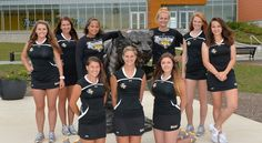 2014-15 Tiger Tennis team picture