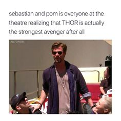 i suddenly saw thor in a different light. i think they should replace thor 1 & 2 with thor 4 & 5. js  . #sebastianstan #buckybarnes…