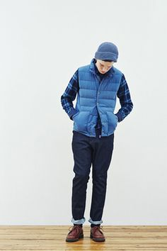 270f1afcd6 THE NORTH FACE PURPLE LABEL 2014 Fall Winter Lookbook