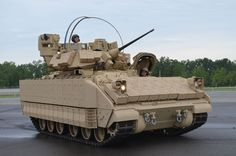 M2A3 Bradley with BUSK installed