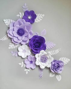 Diy Paper Flower Step By Step Diy Room Decor Wall Art Giant Delightful Diy Paper Flower Wall Art Free Guide And Templates Paper Flowers Wall Art Paper Flowers Diy Paper Flower Wall Diy Wanddeko Papierblumen… Big Paper Flowers, Paper Flower Wall, Paper Flower Backdrop, Diy Flowers, Flower Step By Step, Papier Diy, Fleurs Diy, Paper Flower Tutorial, Rose Tutorial