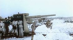 Two stunning footages of the German 88 mm Flak | World War II Social Place