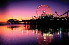 Santa Monica Beach Photography