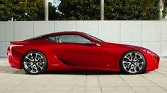 Lexus coupe concept? Yes please.